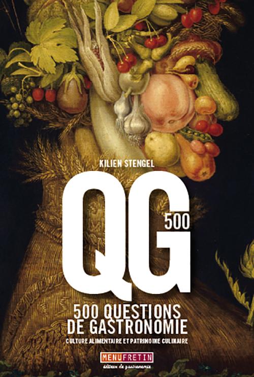 QG500 500 QUESTIONS DE GASTRONOMIE