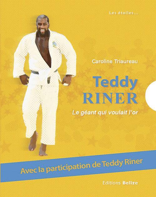 TEDDY RINER LE COLOSSE QUI VOULAIT L'OR