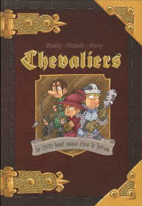 T01 - CHEVALIERS LIVRE 1 - JOURNAL D'UN HEROS