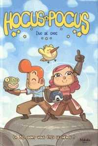 T02 - HOCUS & POCUS DUO DE CHOC