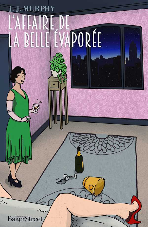 L'AFFAIRE DE LA BELLE EVAPOREE
