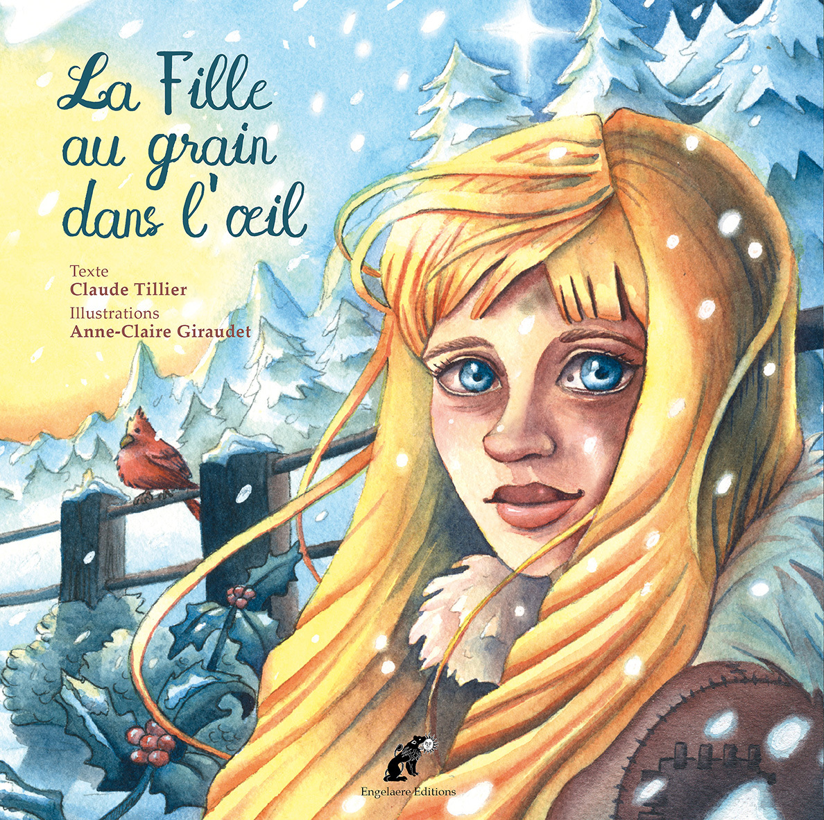 LA FILLE AU GRAIN DANS L'OEIL