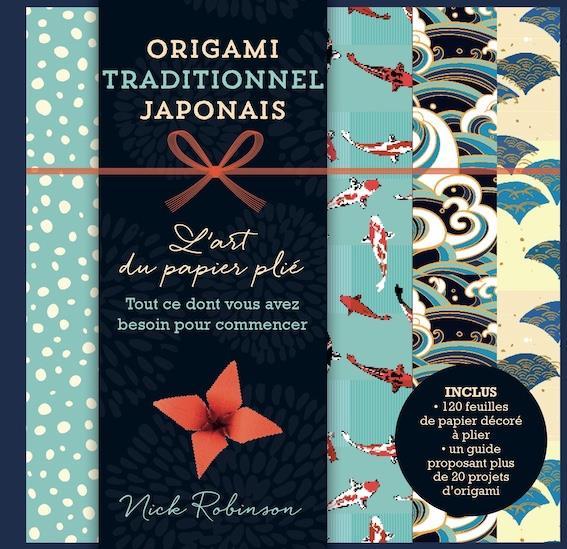 ORIGAMI TRADITIONNEL JAPONAIS