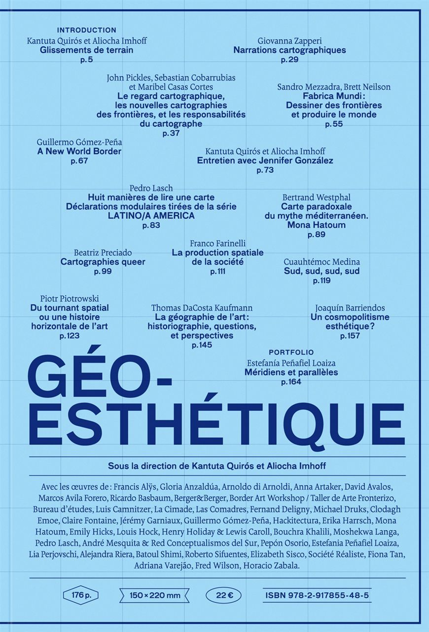 GEOESTHETIQUE