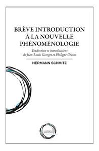 BREVE INTRODUCTION A LA NOUVELLE PHENOMENOLOGIE
