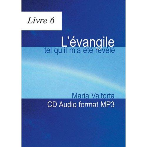 L'EVANGILE TEL QU'IL M'A ETE REVELE CD06 - LA TROISIEME ANNEE DE LA VIE PUBLIQUE (2EME PARTIE)