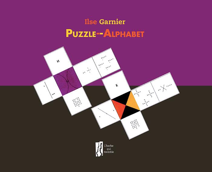 ILSE GARNIER : PUZZLE ALPHABET