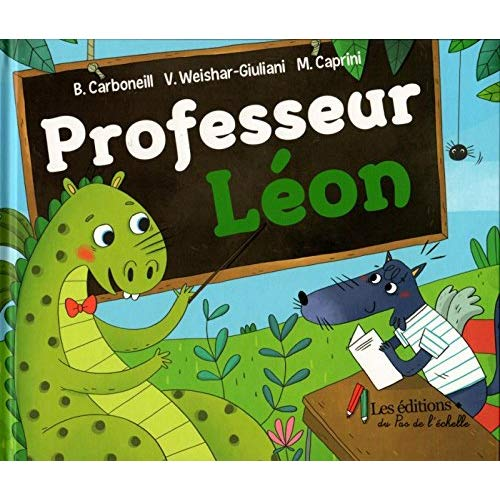 PROFESSEUR LEON