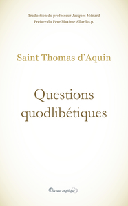 QUESTIONS QUODLIBETIQUES