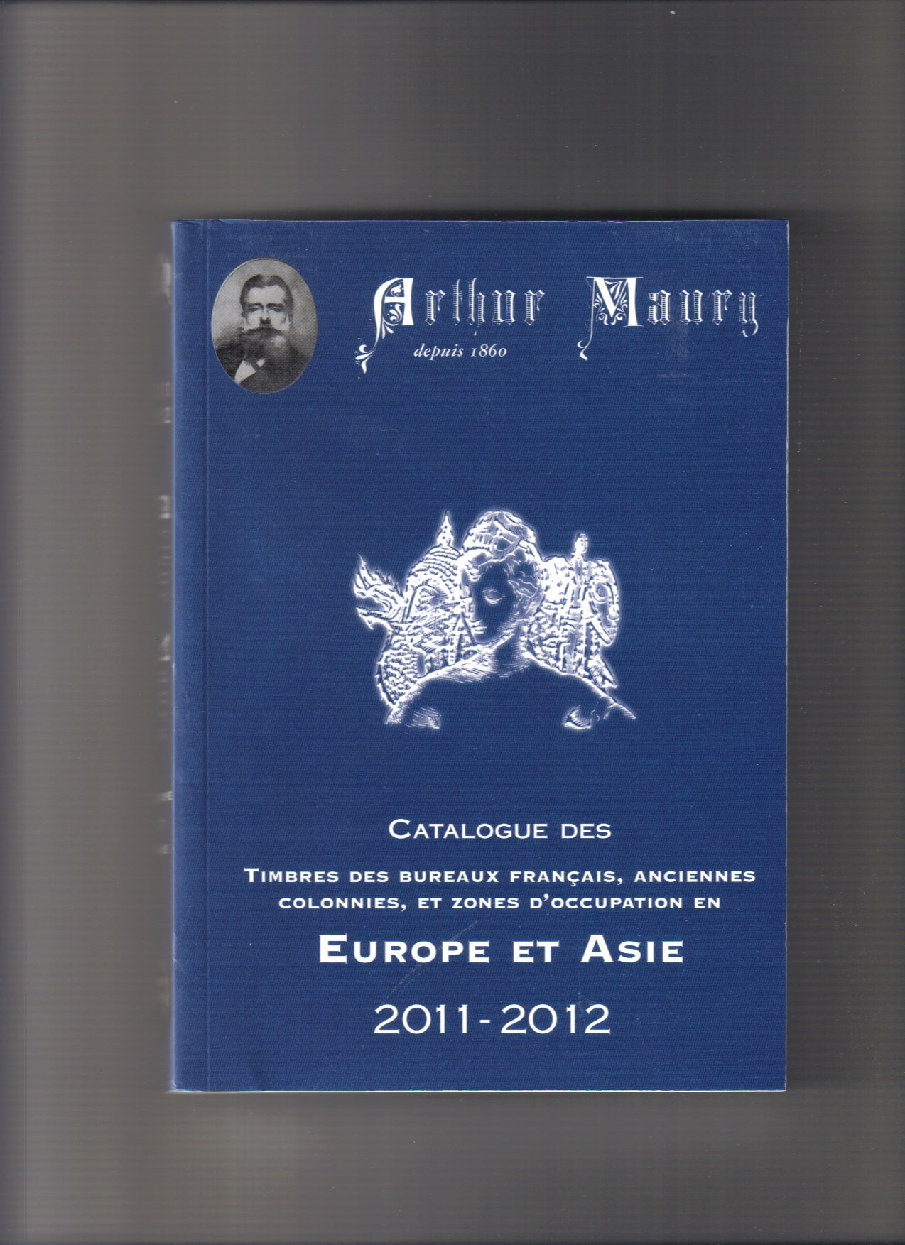 CATALOGUE TIMBRES EUROPE ASIE 2011 2012
