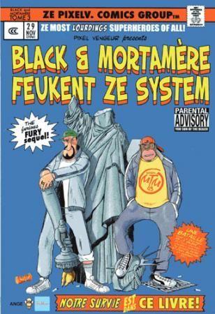BLACK ET MORTAMERE T03