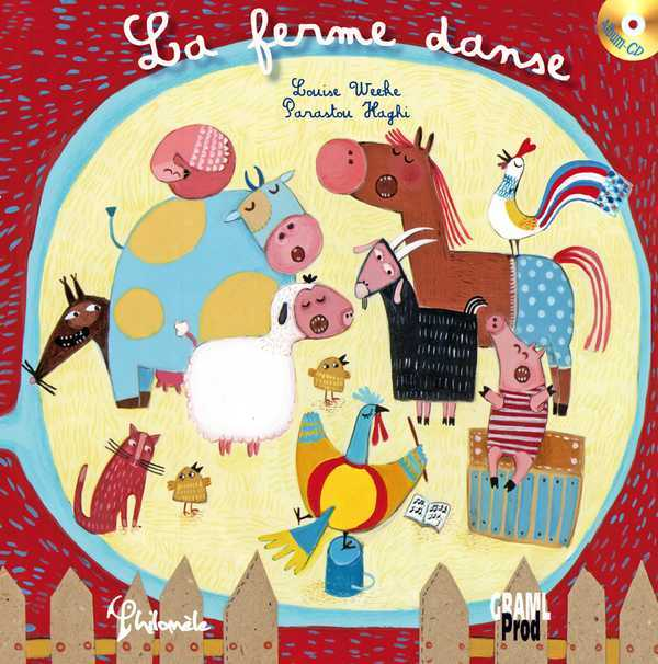 LA FERME DANSE (ALBUM-CD)