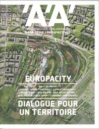 L ARCHITECTURE D AUJOURD HUI HS PERSPECTIVES EUROPACITY, DIALOGUE POUR UN TERRITOIRE - MARS 2018