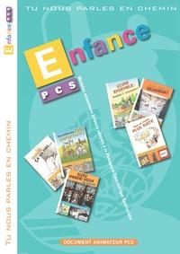 TU NOUS PARLES EN CHEMIN - ENFANCE 1 A 6 PCS (ANIMATEUR)