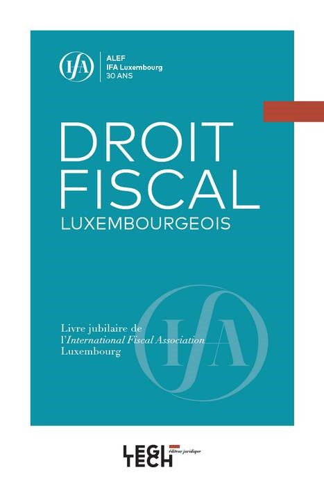 DROIT FISCAL LUXEMBOURGEOIS