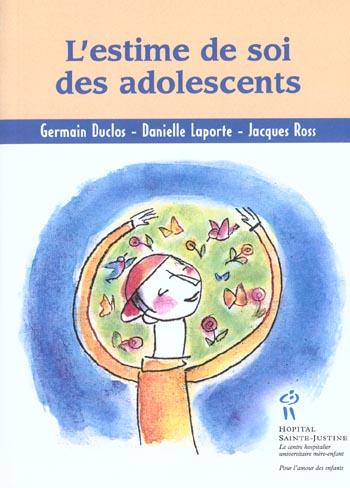 L'ESTIME DE SOI DES ADOLESCENTS