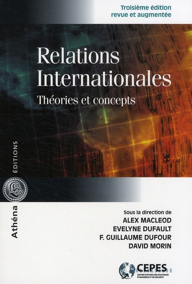 RELATIONS INTERNATIONALES : THEORIES ET CONCEPTS
