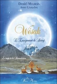 WESAK - L'ENSEIGNEMENT DE BABAJI - LE TEMPS DE LA RECONCILIATION