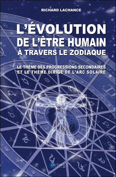 L'EVOLUTION DE L'ETRE HUMAIN A TRAVERS LE ZODIAQUE - LE THEME DES PROGRESSIONS SECONDAIRES...