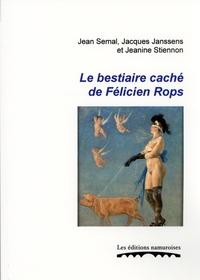 LE BESTIAIRE CACHE DE FELICIEN ROPS
