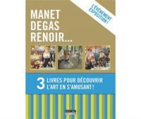 MANET DEGAS RENOIR...