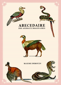 ABECEDAIRE DES ANIMAUX IMAGINAIRES