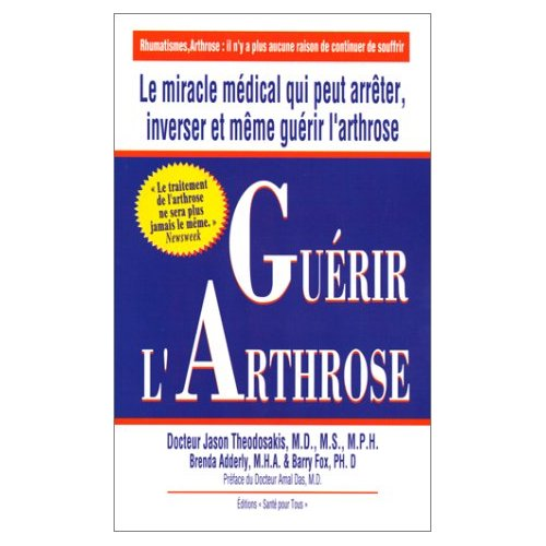 GUERIR L'ARTHROSE