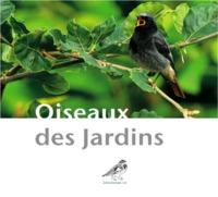 CD OISEAUX DES JARDINS