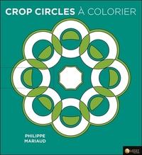 CROP CIRCLES A COLORIER