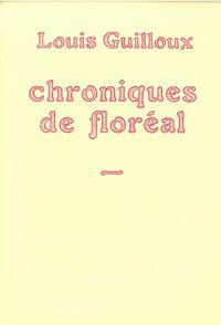 CHRONIQUES DE FLOREAL