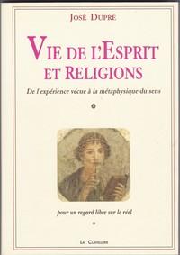 VIE DE L'ESPRIT ET RELIGIONS