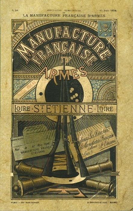 **CATALOGUE MANUFRANCE 1894
