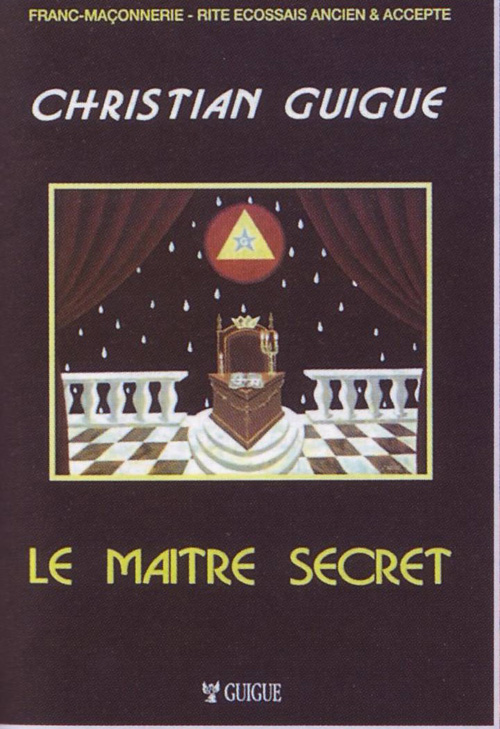 REAA - LE MAITRE SECRET