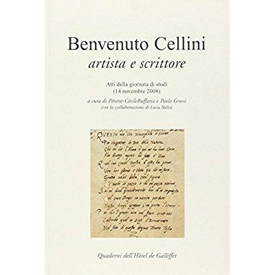 BENVENUTO CELLINI ARTISTA E