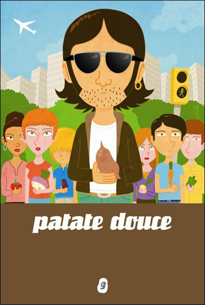 PATATE DOUCE N 9