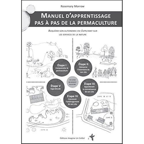 MANUEL D'APPRENTISSAGE PAS A PAS DE LA PERMACULTURE