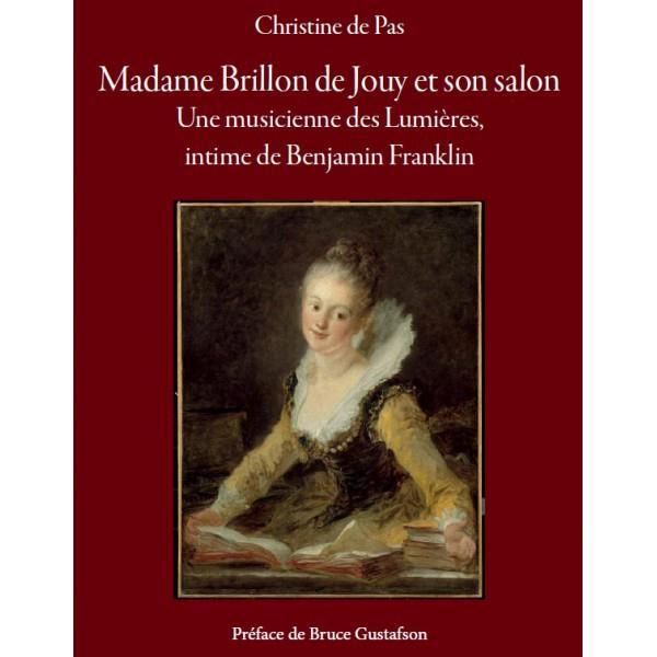 MADAME BRILLON DE JOUY ET SON SALON