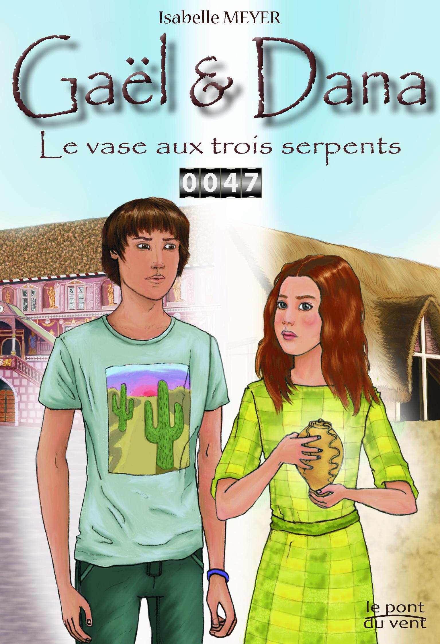 LE VASE AUX TROIS SERPENTS - GAEL & DANA 1