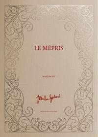 LE MEPRIS (MANUSCRIT)