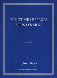 VINGT MILLE LIEUES SOUS LES MERS (MANUSCRIT)