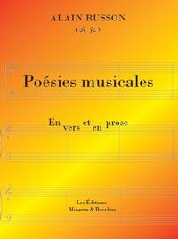 POESIES MUSICALES