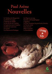 NOUVELLES (LIVRE + CD)