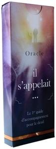 """ORACLE """"IL S'APPELAIT..."""""""