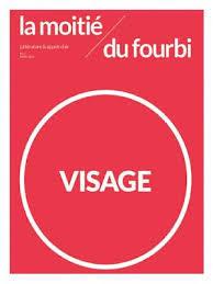 LA MOITIE DU FOURBI N 3 VISAGE - MARS 2016