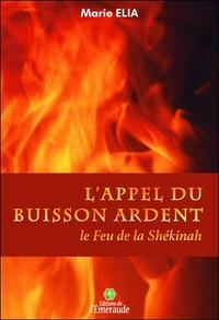 L'APPEL DU BUISSON ARDENT - LE FEU DE LA SHEKINAH