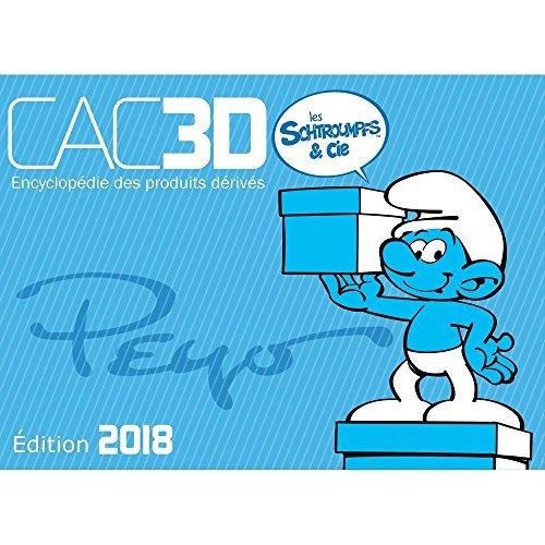 CAC3D 2018 - LES SCHTROUMPFS & CIE