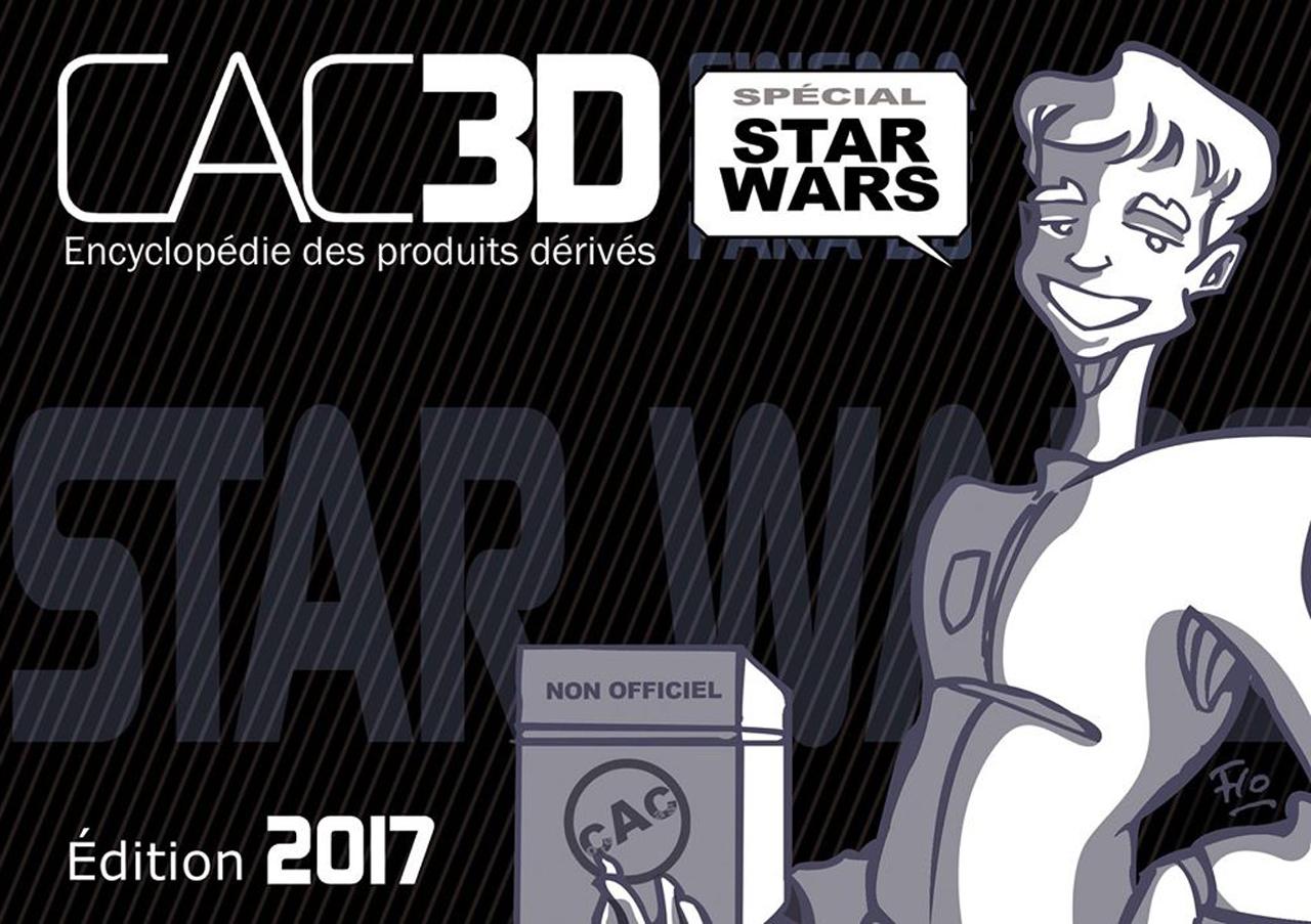 CAC3D 2017 - SPECIAL STAR WARS