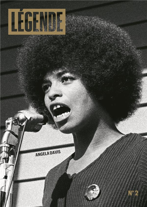 Legende n2 angela davis