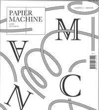 PAPIER MACHINE N 3 MANCHE HIVER 2015/2016