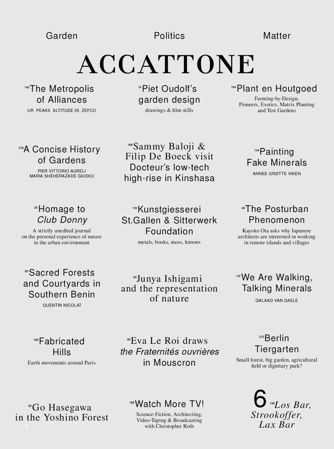 ACCATTONE N  06